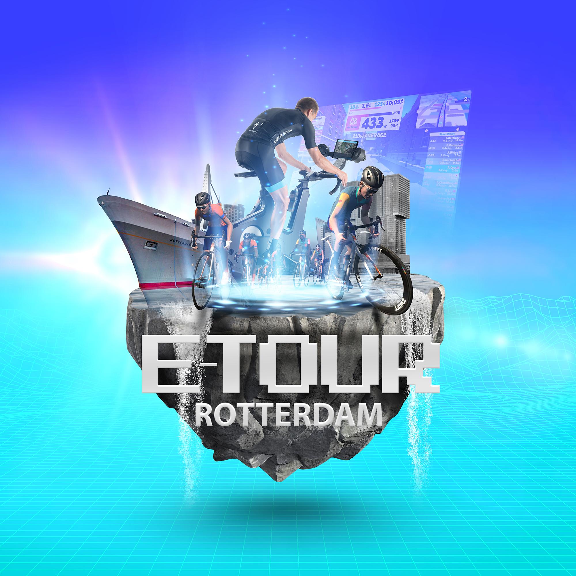 E-Tour Rotterdam
